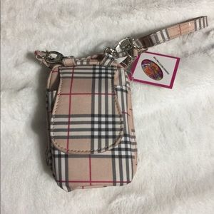Purseplus  Cell Phone wristlet wallet